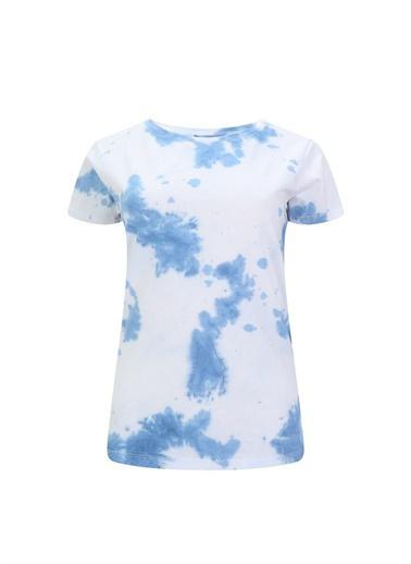 Love My Body Tişört Mavi
